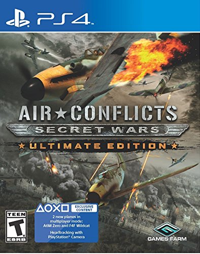 Air Conflicts: Secret Wars – PlayStation 4