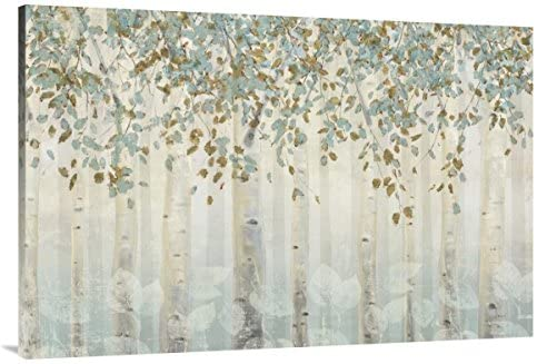 Global Gallery James Wiens, Dream Forest I' Giclee Stretched Canvas Artwork, 60 x 40