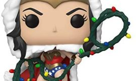 Funko Pop! DC Heroes: DC Holiday – Wonder Woman with Lights Lasso