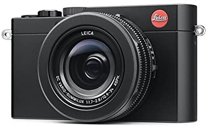 Leica D-Lux (Type 109) 12.8 Megapixel Digital Camera with 3.0-Inch LCD (Black) (18473) – International Version