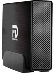 """Micronet Technology – Fantom Drives Professional 4 Tb External Hard Drive – Usb 3.0, Esata, Firewire/I.Link 800, Firewire/I.Link 400 – 7200 Rpm – Brushed Black """"Product Category: Storage Drives/Hard Drives/Solid State Drives"""""""