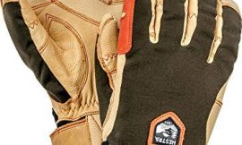 Hestra Ergo Grip Active – Durable 5-Finger Outdoors Glove for Hiking, Kayaking, and Running