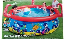 H2OGo Sea Pals Spray Pool