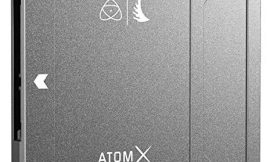 Angelbird AtomX SSDmini 500GB External Solid State Drive, Up to 560 MB/s Read and 520 MB/s Write Sequential Speed, X-Ray & Magnetic Proof
