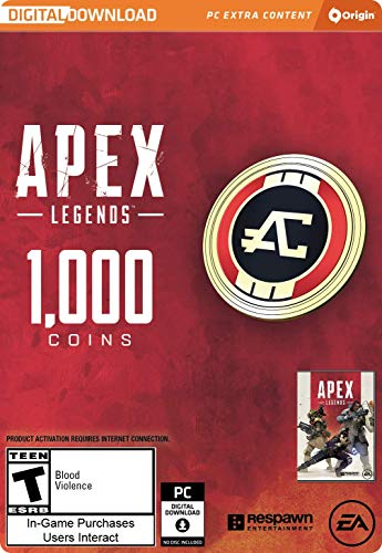 Apex Legends – 1,000 Apex Coins [Online Game Code]