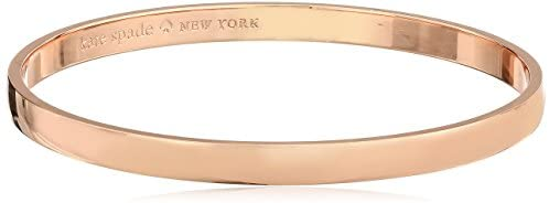 Kate Spade New York Women's Stop and Smell The Roses Idiom Bangle