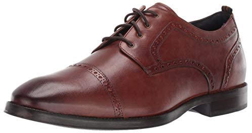 Cole Haan Men's Jefferson Grand 2.0 Cap Oxford