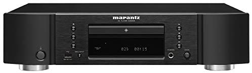 Marantz CD6006 Premium Audio Sound Through a CD Player and iDevices (iPhone and iPod) | Newly Developed Headphone Amp and USB Port | Ideal Pair for Marantz PM6006 and NA6006