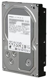HGST Ultrastar 7K3000 HUA723030ALA640 (0F12456) 3TB 7200RPM 64MB Cache SATA III 6.0Gb/s 3.5in Enterprise Hard Drive (Renewed) – w/3 Year Warranty
