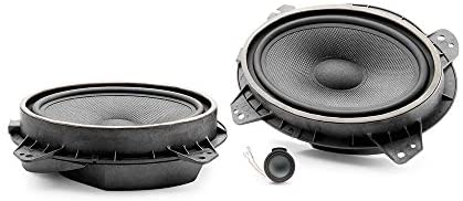 Focal is 690 Toy 2-Way 6×9 Component Speakers for Select Toyota Models