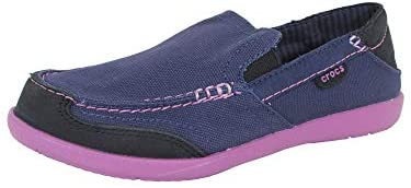 Crocs Womens Walu Express Loafer Shoes