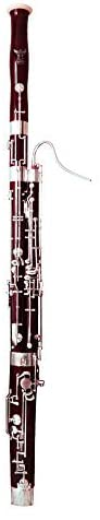 ROFFEE A1 Professional Performance Level Adult F Tone Maple Silver Plated Five Parts Bassoon