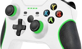 Xbox One Controller Wired (6.5FT) Controller Gamepad for Xbox One Series and PC with Vibration Function