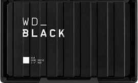 WD_Black 8TB D10 Game Drive 7200rpm with Active Cooling to Store Your Massive Game Collection