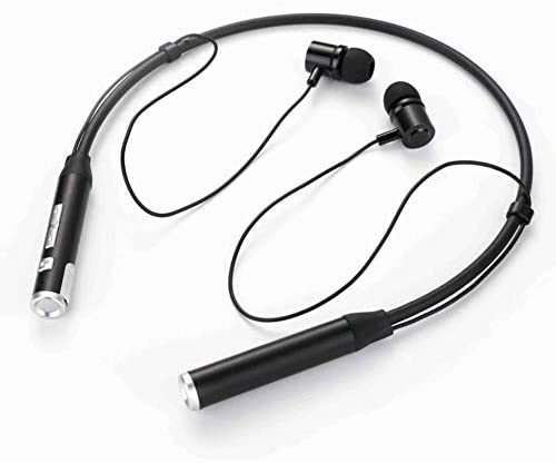 POMNEFE Bluetooth Wireless Headset dust and Sweat Sports Stereo Earbuds