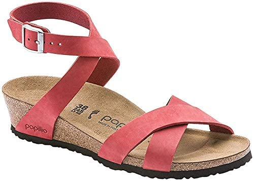BIRKENSTOCK Papillio Women's Lola Leather Sandals