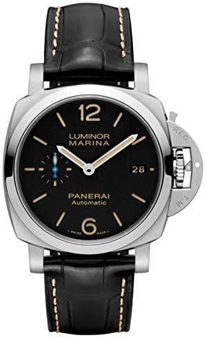 Panerai Luminor Marina 1950 Automatic Black Dial Mens Watch PAM01392