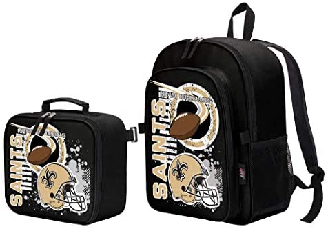 The Northwest Company Officially Licensed NFL Arizona Cardinals Backpack & Lunch Kit Set