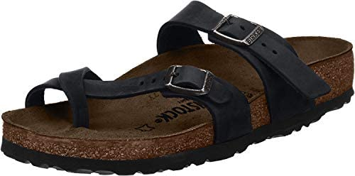 Birkenstock Women's Mayari Adjustable Toe Loop Cork Footbed Sandal