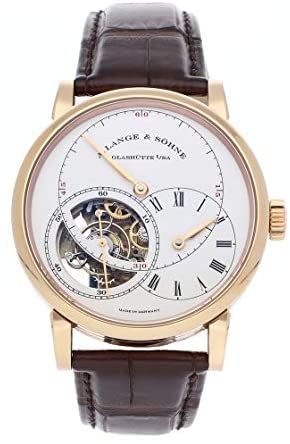 A. Lange & Sohne Richard Lange Mechanical (Hand-Winding) Silver Dial Watch 760.032F (Pre-Owned)