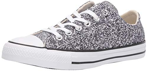 Converse Women's Chuck Taylor All Star Chunky Glitter Low Top Sneaker