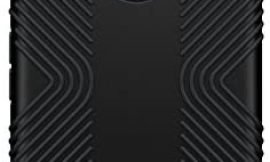 Speck Products Presidio Grip Cell Phone Case for Google Pixel XL – Black/Black
