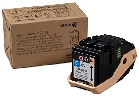 Xerox Phaser 7100 – Standard Capacity Toner Cartridge (4,500 Pages) – 106R02599