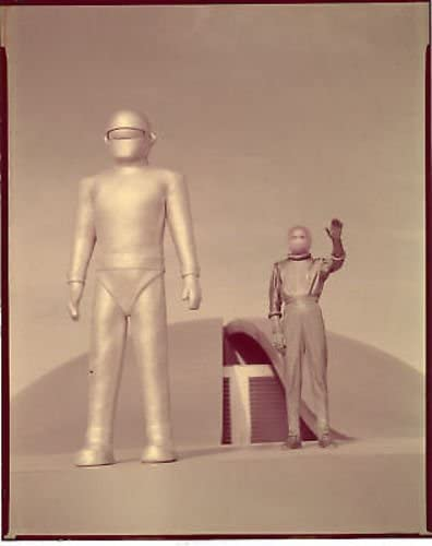 The Day The Earth Stood Still – 20 Original transparencies – HUGE lot