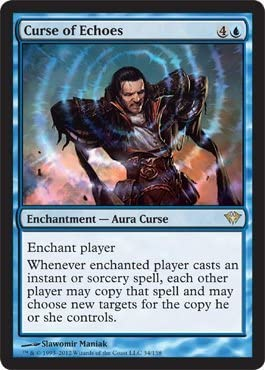 Magic: the Gathering – Curse of Echoes (34) – Dark Ascension