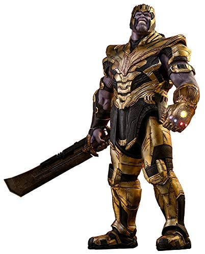 Hot Toys Avengers Movie Masterpiece Series MMS 529 AVENGERS: ENDGAME THANOS 1/6 Sixth Scale Collectible Action Figure