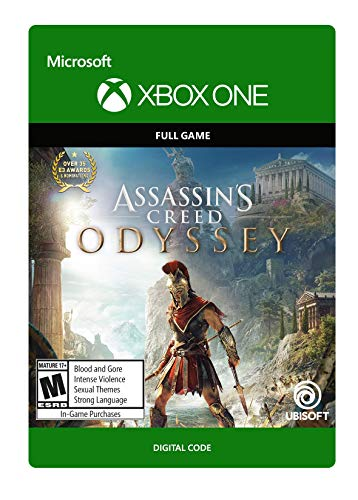 Assassin's Creed Odyssey: Standard Edition – Xbox One [Digital Code]