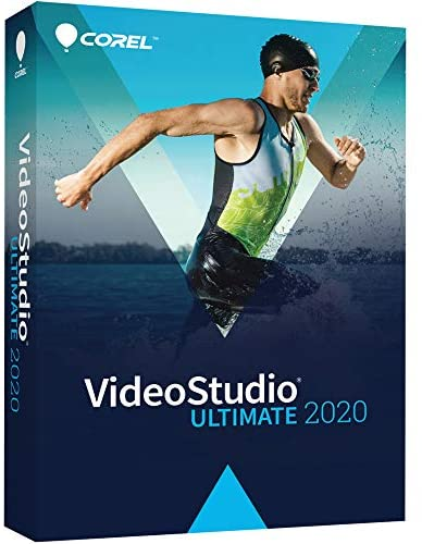 Corel VideoStudio Ultimate 2020 – Video & Movie Editing Software – Slideshow Maker, Screen Recorder, DVD Burner – Premium Effects from NewBlueFX, Boris FX, proDAD [PC Disc]