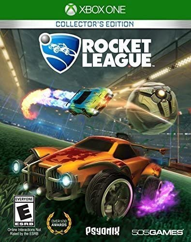 WB Games Rocket League: Collector's Edition – Xbox One