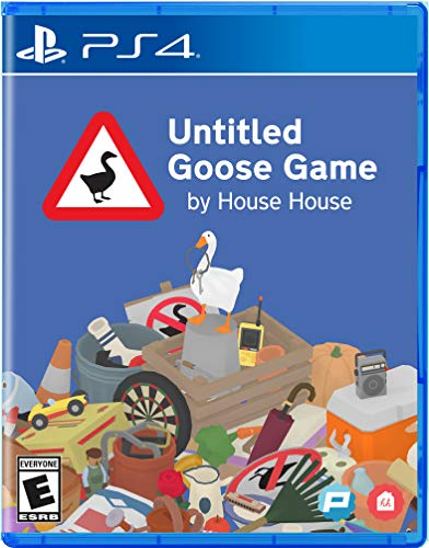 Untitled Goose Game – PlayStation 4