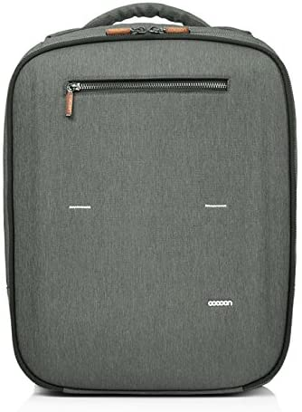 Cocoon Innovations MCP3402GF Graphite 15″ Backpack with Built-in Grid-IT! Accessory Organizer (Graphite Gray)