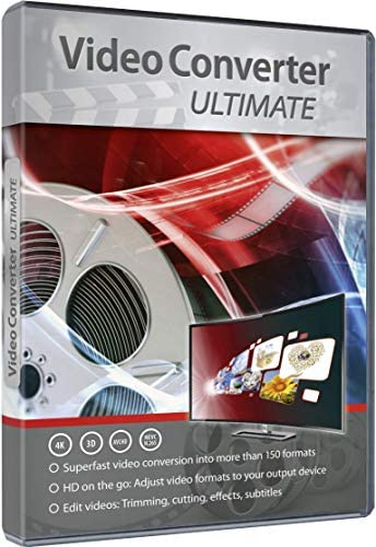 VideoConverter Ultimate – Superfast Video Conversion Into More than 150 Formats – Video Format Conversion Software for Windows 10 / 8 / 7 / Vista PC