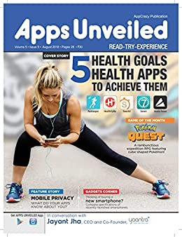Apps Unveiled: August 2018