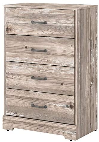Bush Furniture Kathy Ireland Home River Brook Chest of Drawers