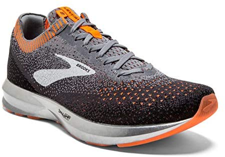 Brooks Levitate 2 Grey/Black/Orange 8.5 D (M)