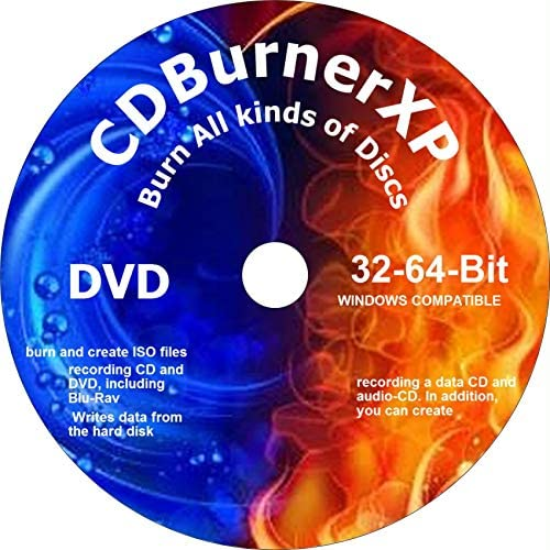 PRO CD/DVD BURNER XP BURNING DVD TOOL. BURN AND CREATE DATA, AUDIO, BLU-RAY, ISO. COMPATIBLE WITH MICROSOFT WINDOWS PC. This software is great for recording Movies, Music and saving Photos on CD/DVD.