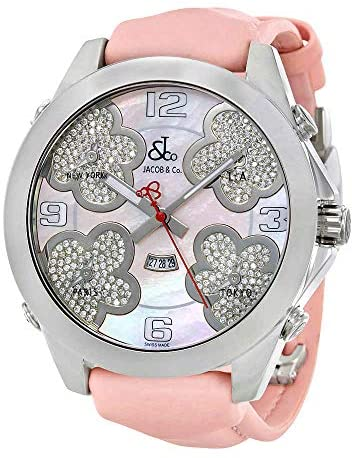 Jacob & Co. Women's Quartz Watch JC-ATH1