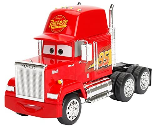 Entertainment Earth Cars Mack Tractor 1: 24 Scale Die-Cast Metal Vehicle
