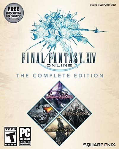 Final Fantasy XIV Online – Complete Edition [Online Game Code]
