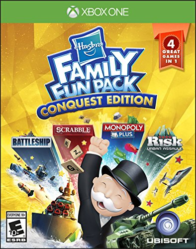 Hasbro Family Fun Pack Conquest Edition – Xbox One