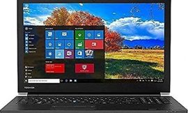Toshiba Dynabook Tecra A50-F 15.6″ Full HD Notebook Computer, Intel Core i7-8565U 1.80GHz, 8GB RAM, 256GB SSD, Windows 10 Pro, Graphite Black