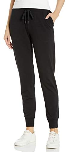 Amazon Essentials Women's Studio Terry Relaxed-Fit Jogger Pant