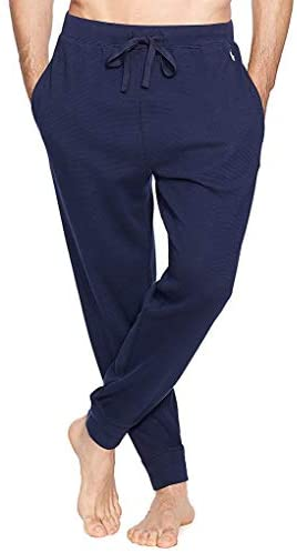 Polo Ralph Lauren Midweight Waffle Solid Jogger Pants
