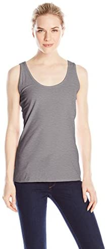 Hanes Women's Scoop-Neck Tank Top