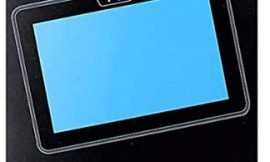 M-Edge Screen Protectors for Kindle Fire HDX 8.9 (Clear) + Cleaning Cloth