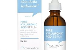 Hyaluronic Acid Serum for Skin– 100% Pure-Highest Quality, Anti-Aging Serum– Intense Hydration + Moisture, Non-greasy, Paraben-free-Best Hyaluronic Acid for Your Face (Pro Formula) 2 oz